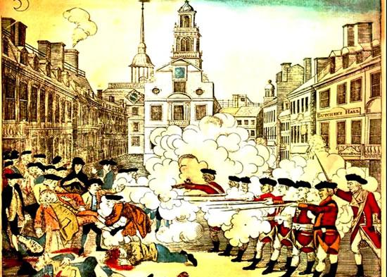 boston massacre cause effect essay